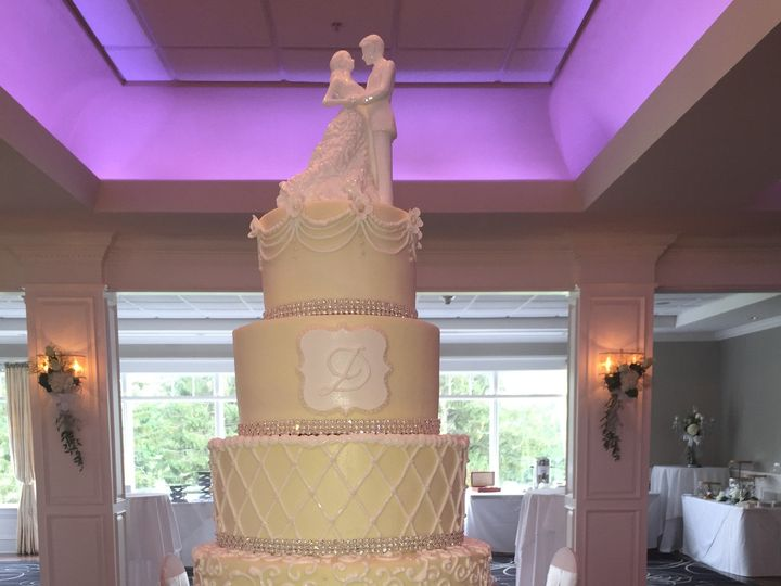 Tmx 1476111501680 Img6067 Orchard Park, New York wedding cake
