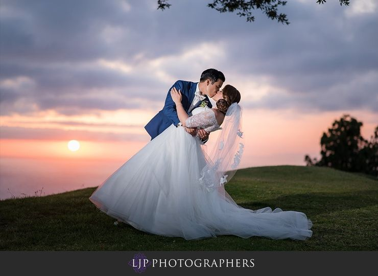 los verdes golf course wedding photographer wed