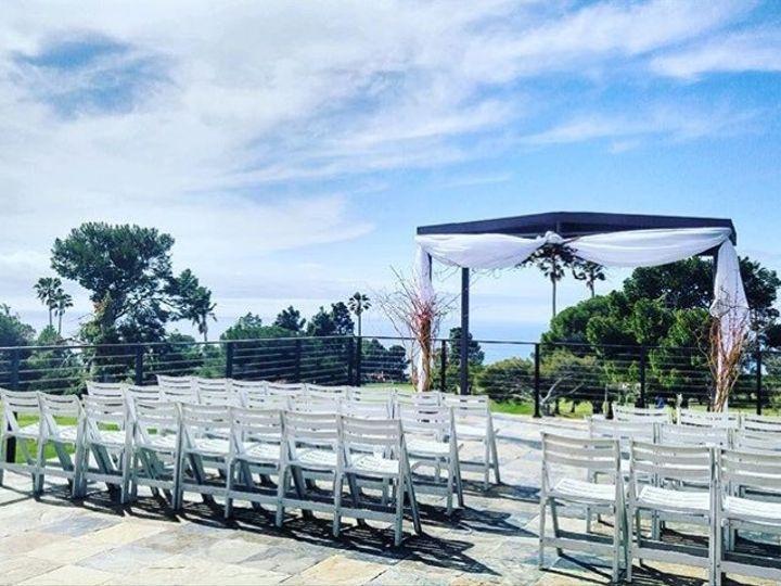 Tmx 1467923721635 Ceremony On Terrace Rancho Palos Verdes, CA wedding venue