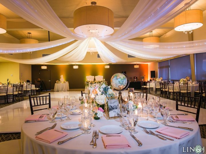 Tmx 1467923877971 Star Draping With Twinkle Lights Rancho Palos Verdes, CA wedding venue