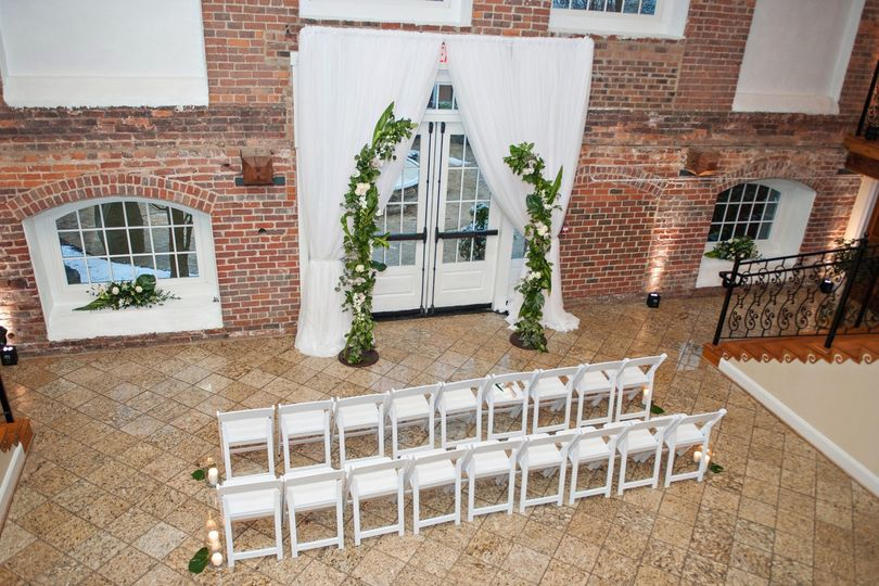 Small ceremony options