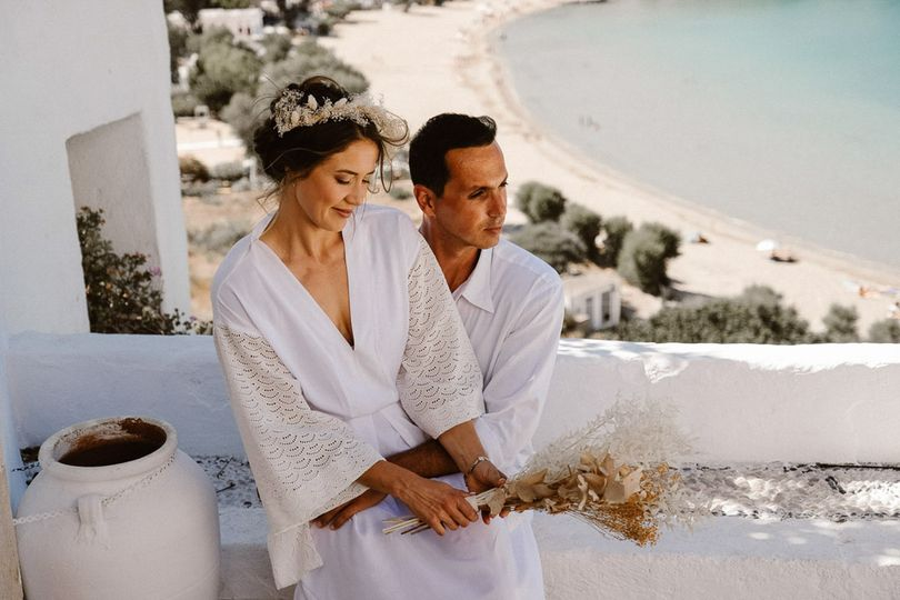 Lindos styled shoot / pre wed