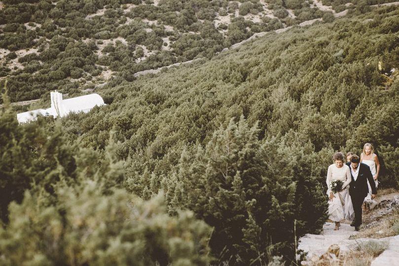 Sifnos destination wedding
