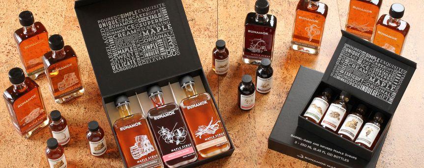 Runamok Maple Gift Boxes