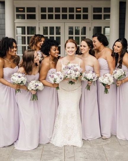 Blushing girls | Photo By: Chantel Breanne Photography