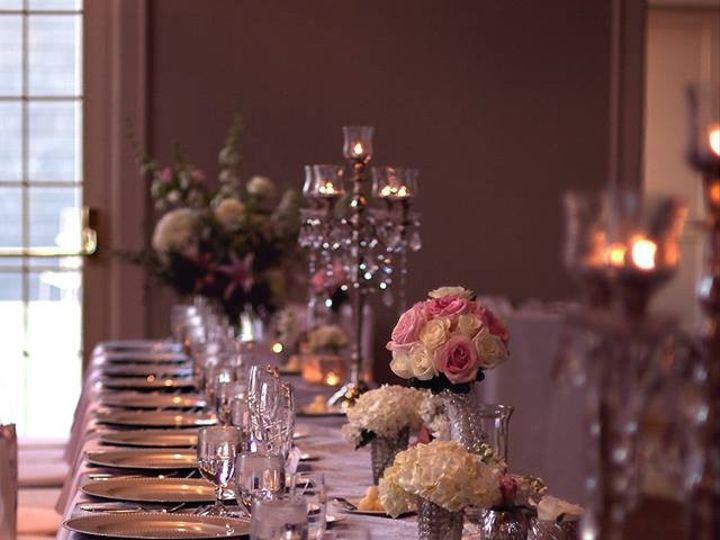 Tmx 1413485110659 Ballroom Head Table 2 Fishers, IN wedding venue