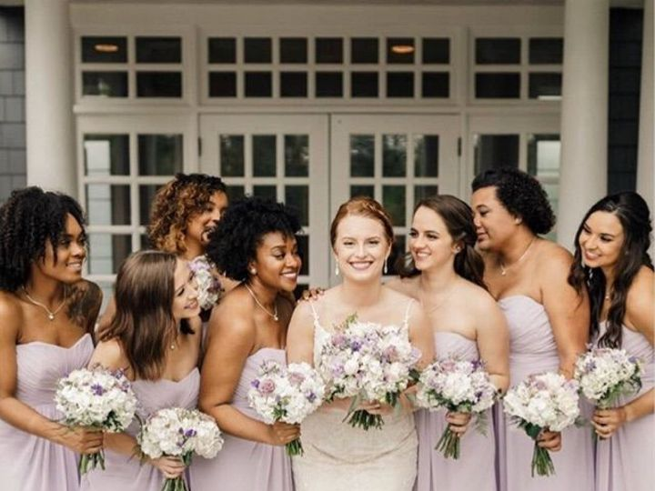 Tmx 1531151149 C2d7f71f056fd8b8 1531151148 Cdc54477d06f5a73 1531151097048 12 Bridal Party Fishers, IN wedding venue