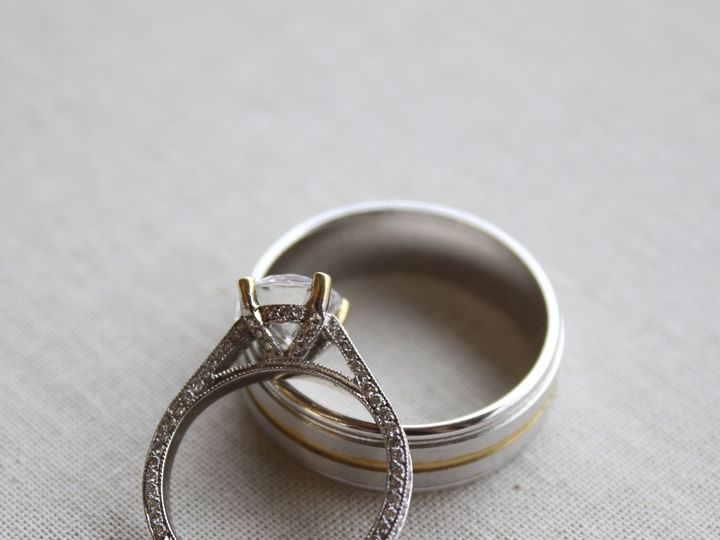 Tmx Engagement Ring Wedding Band With Yellow Gold Accent Img 3622 51 326510 Saint Paul wedding jewelry