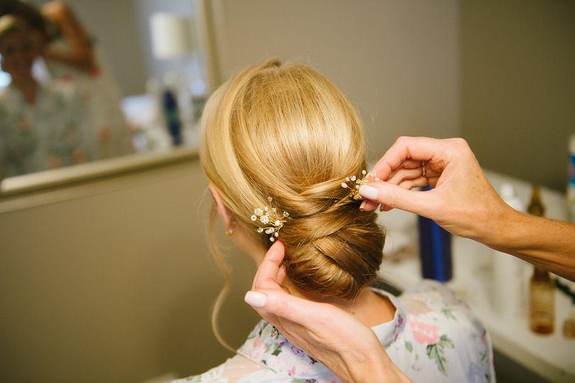Flawless, Elegant Hair