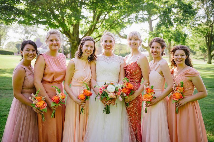 2020 Bridal Party