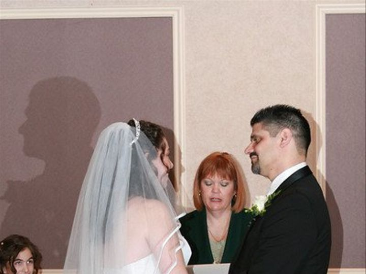 Tmx 1313507467451 AmyandJoe2Feb212009 Somerset, New Jersey wedding officiant