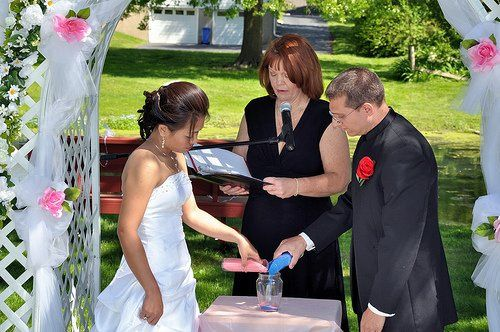 Tmx 1313507592716 GouldWedding6May152010 Somerset, New Jersey wedding officiant