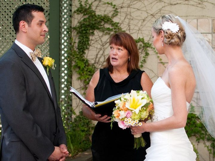 Tmx 1349103239748 AnthonyandDaria2June232012 Somerset, New Jersey wedding officiant