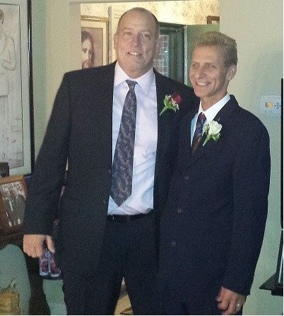 Tmx 1396025608818 Gene And Jeff Oct 201 Somerset, New Jersey wedding officiant