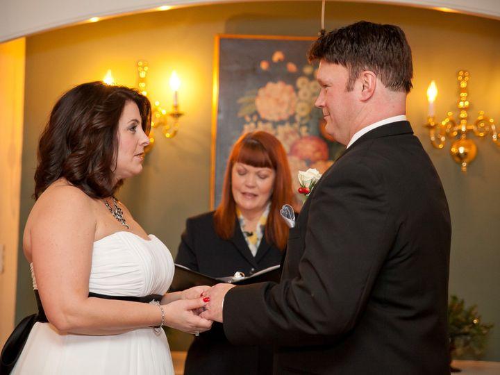 Tmx 1396276435281 20121228 Wedding Deborahed Full 09 Somerset, New Jersey wedding officiant