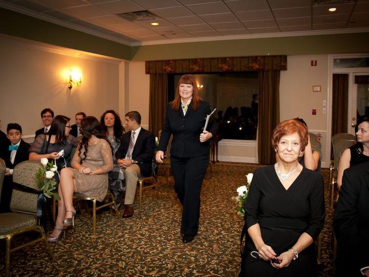 Tmx 1396276454482 20121228 Wedding Deborahed Full 06 Somerset, New Jersey wedding officiant