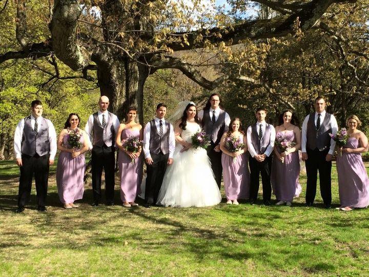 Tmx 1437751159316 Dana And William May 2 2015 Lebanon, NJ wedding officiant