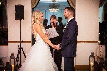 Tmx 1489157259350 Anna And Danny 3 Dec 3 2016 Lebanon, NJ wedding officiant