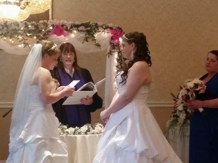 Tmx 1489157278055 Virginia And Ash 2 May 7 2016 Lebanon, NJ wedding officiant