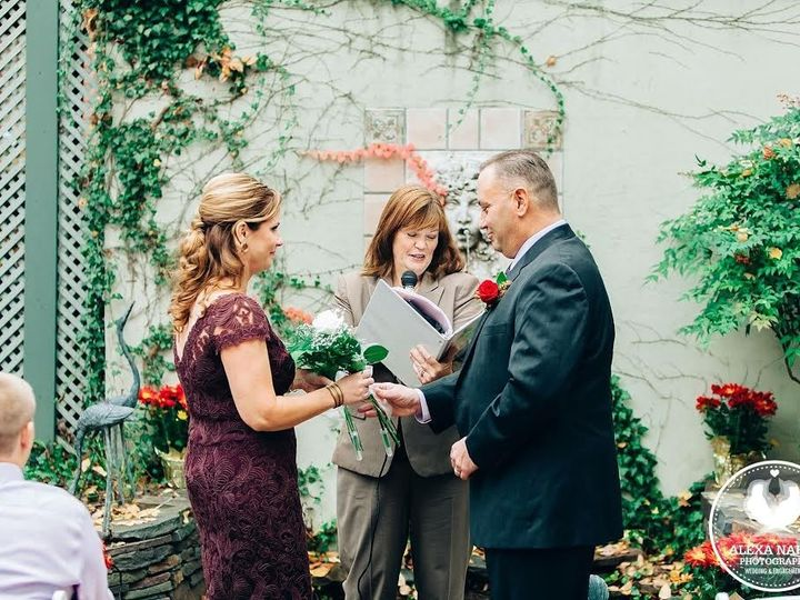 Tmx 1489157290895 Vinnie And Laurie 2 Nov 7 2015 Somerset, New Jersey wedding officiant