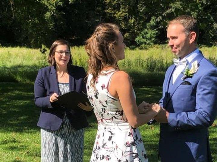 Tmx Lindsay Paul 9 19 20 2 51 167510 160251374427510 Lebanon, NJ wedding officiant