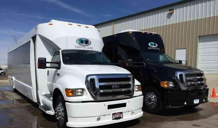 Denver Party Bus Company