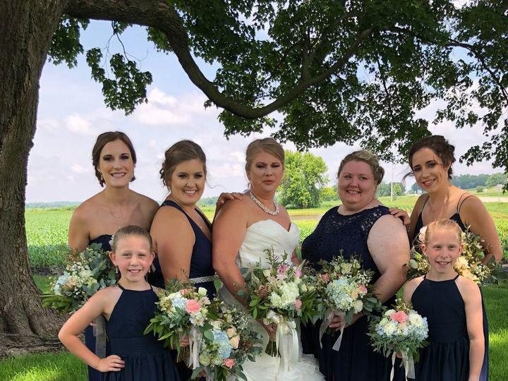 Tmx 1539198991 98a38a0b8fa3b39f 1539198988 9f99033f61c1a572 1539198907260 27 98FF456C E918 4A6 Palmyra, Wisconsin wedding florist