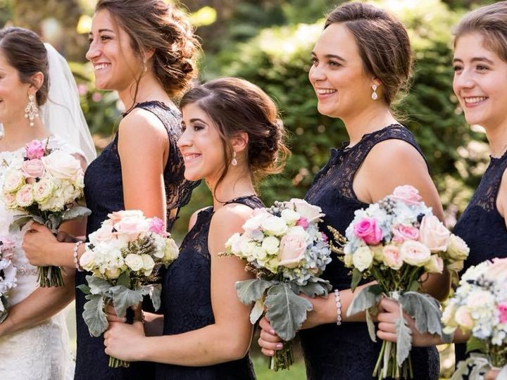 Tmx Lucht Bridesmaids 51 928510 Palmyra, Wisconsin wedding florist