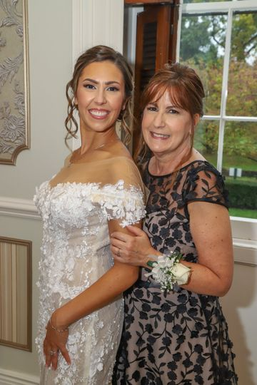 The beautiful Lauren and mom!