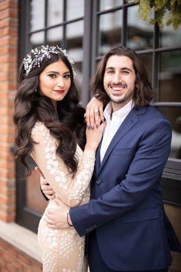 Lisa and Jorge