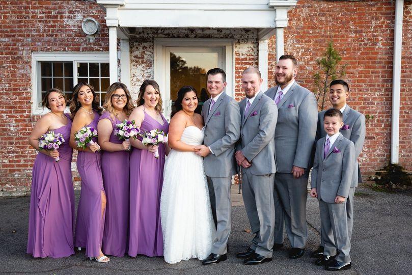 Bridal party crew!