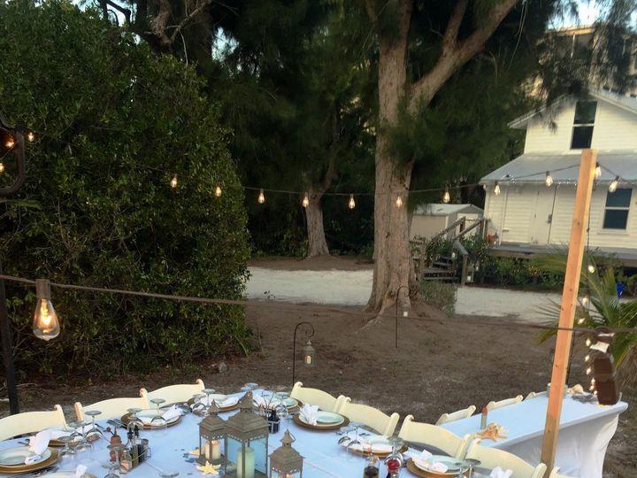 Tmx 1503000040419 Sanibel Catering Dinner Setup Sanibel, FL wedding catering