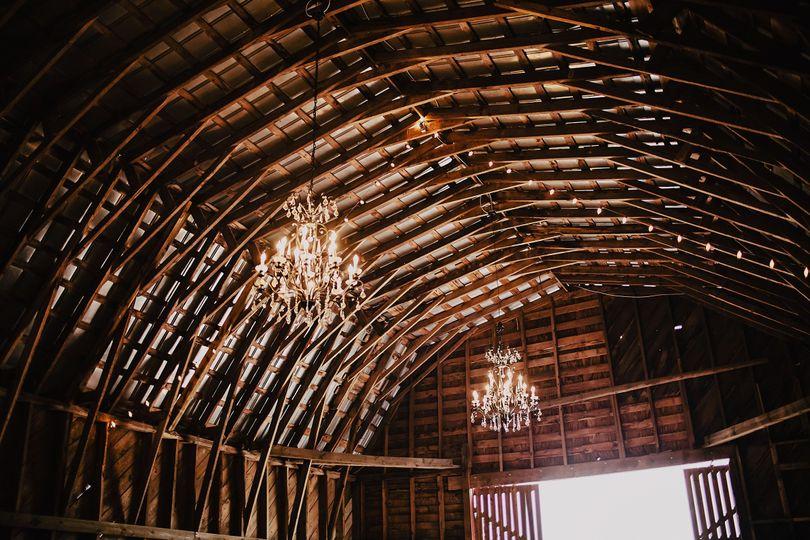 1932 Barn Interior