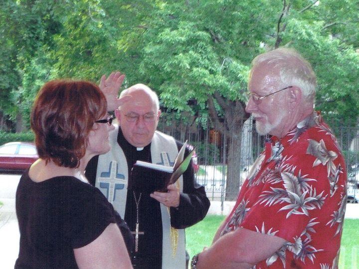 Tmx 1478961025351 Hoff 35th Anniversary Christiansburg wedding officiant