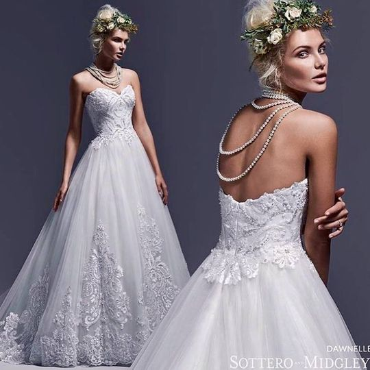 Wedding Gowns New Orleans: Pearl's Place Reviews & Ratings, Wedding Dress & Attire