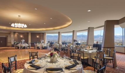 The Skyline Ballroom at the Courtyard by Marriott Denver Cherry Creek