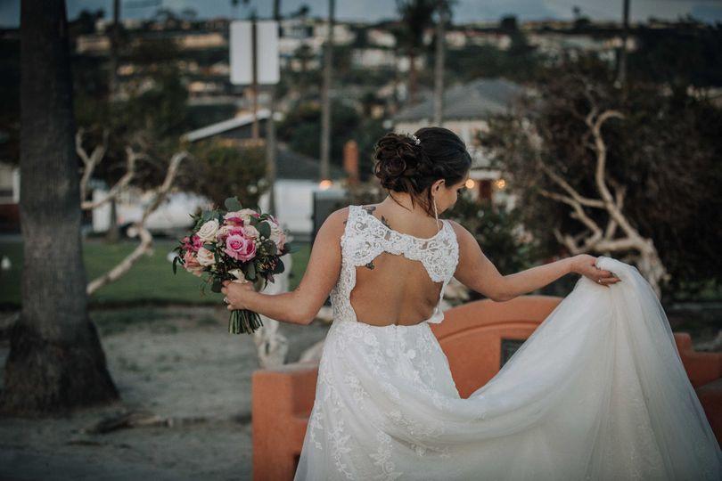 La Jolla Shores Beach Wedding