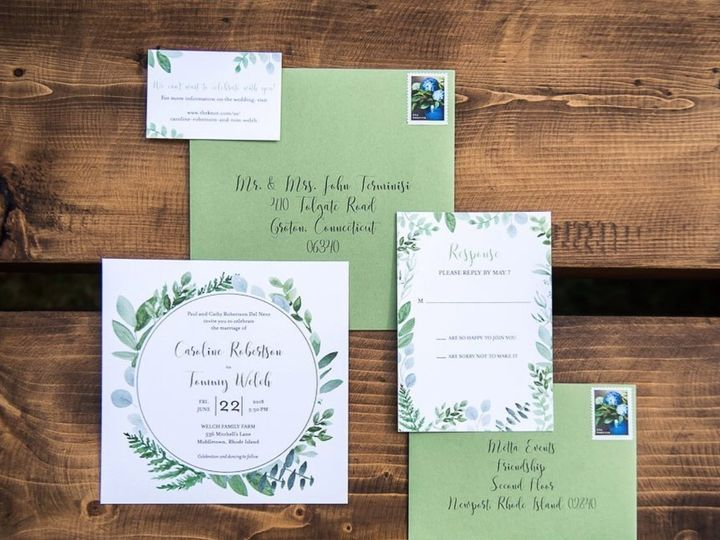 Tmx Caroline Tommy Wedding Invitation 51 112610 161557692746513 Portsmouth, RI wedding invitation