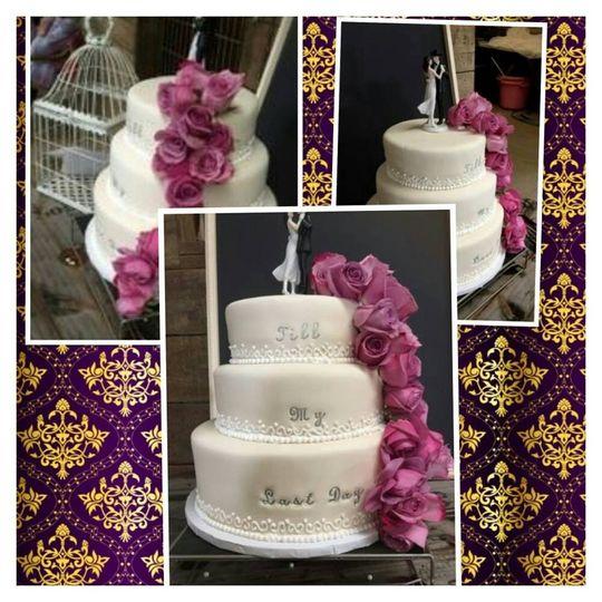 wedding cake stables