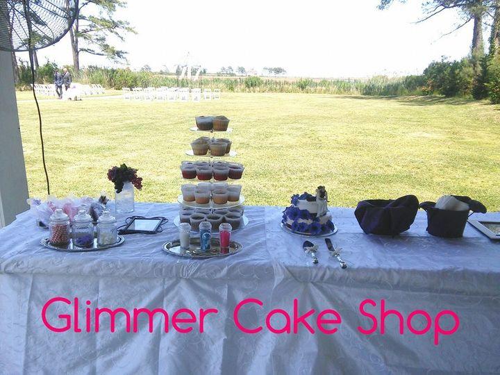 Tmx 1456154428909 Cupcake Station Norfolk wedding cake