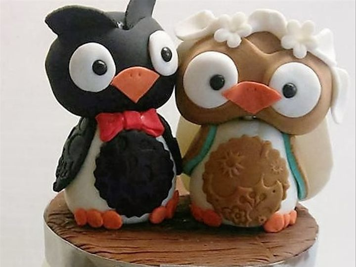 Tmx 1458164193891 Owl Wedding Cake Norfolk wedding cake