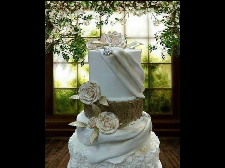 Tmx 1483195222538 Greek Cake Norfolk wedding cake
