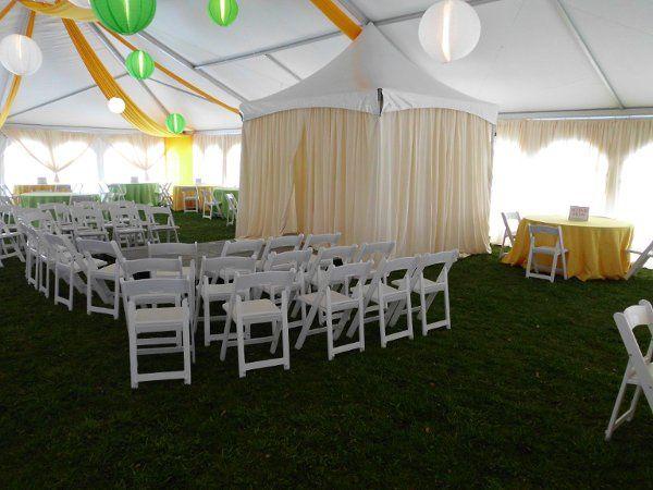 2011 Wedding Expo at Bordeleau Winery