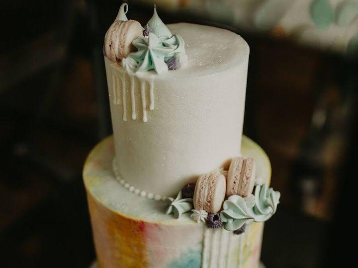 Tmx 2 Tier Cake 51 163610 1564079730 Kansas City, Missouri wedding cake