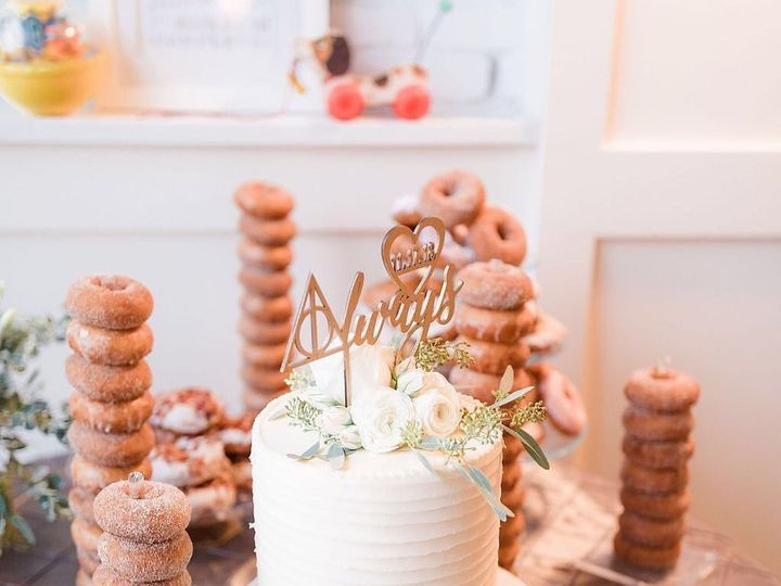 Tmx Always 51 163610 1564602808 Kansas City, Missouri wedding cake