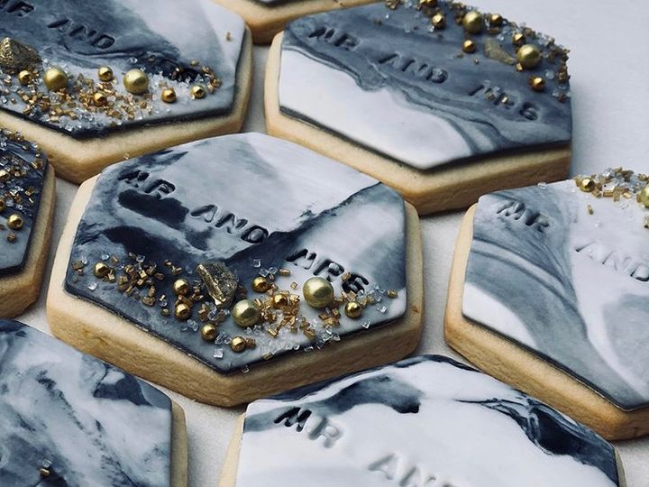 Tmx Custom Wedding Cookies 2 51 163610 157834387561229 Kansas City, Missouri wedding cake