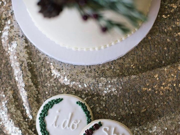 Tmx Engagement Cookies 51 163610 1566425275 Kansas City, Missouri wedding cake
