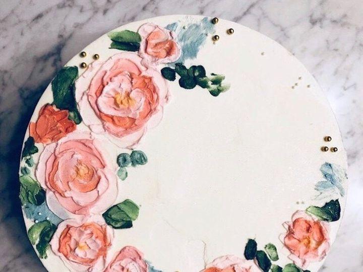 Tmx Flower Cake 51 163610 1565203158 Kansas City, Missouri wedding cake