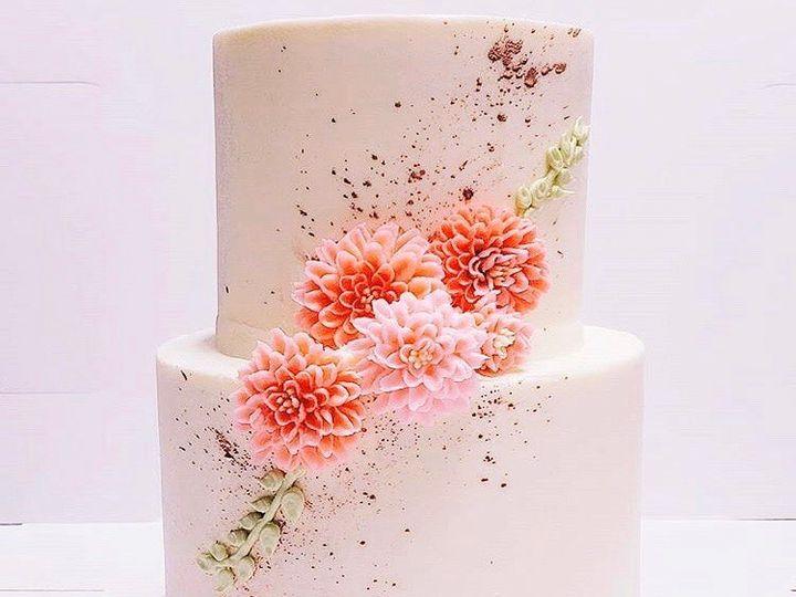 Tmx Flower Cake 51 163610 1566425288 Kansas City, Missouri wedding cake