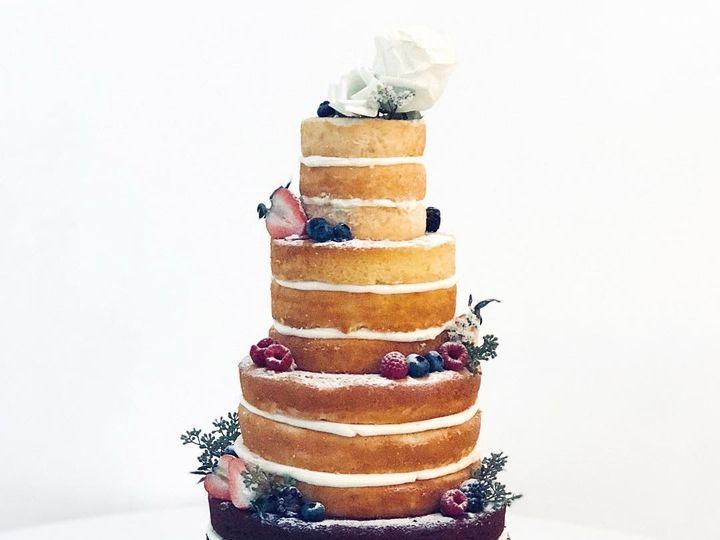 Tmx Naked Cake 51 163610 1564080157 Kansas City, Missouri wedding cake